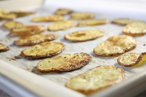 Kartofelnye Chipsy V Duhovke