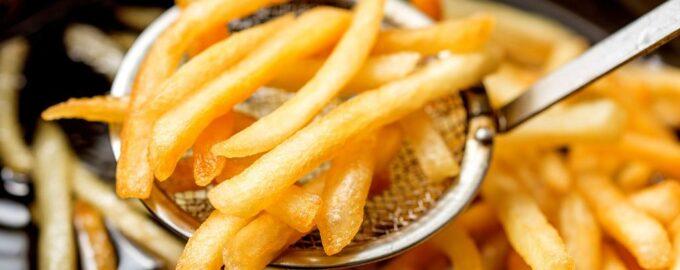 Можно ли разогреть картошку фри