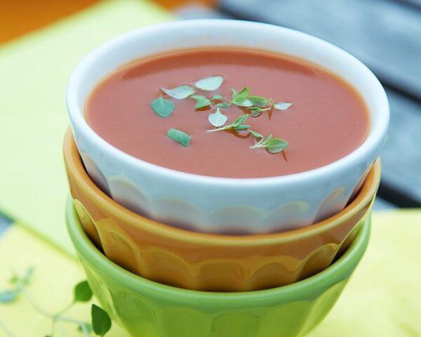 koktejl gaspacho