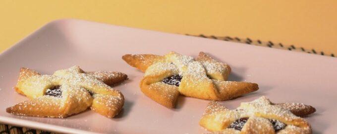 Печенье вертушки