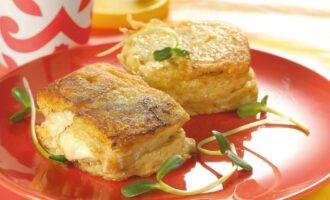 куриные бутерброды