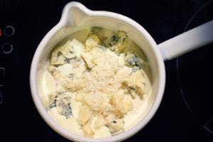 сырный соус для индейки