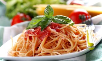 макароны по итальянски