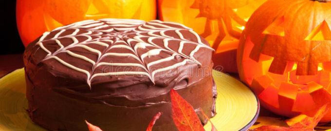 шоко а ный торт паутины 46180448